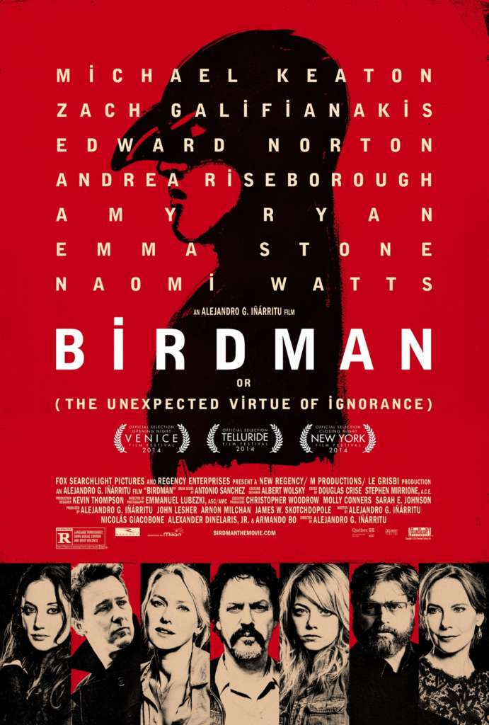 "Film – ""Birdman"" (****)"